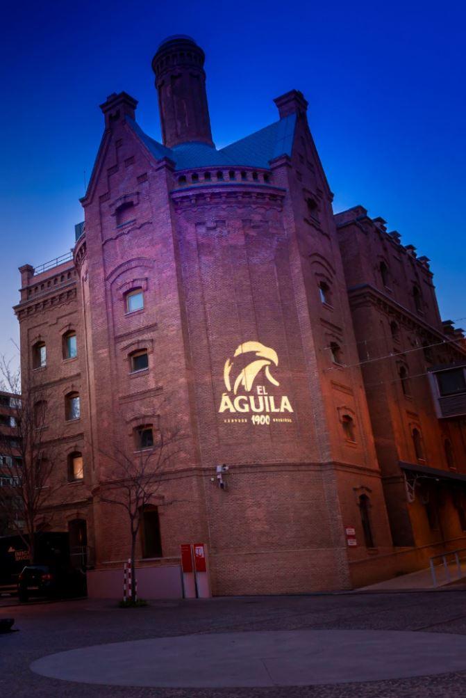 Antigua_fábrica El Águila en Madrid