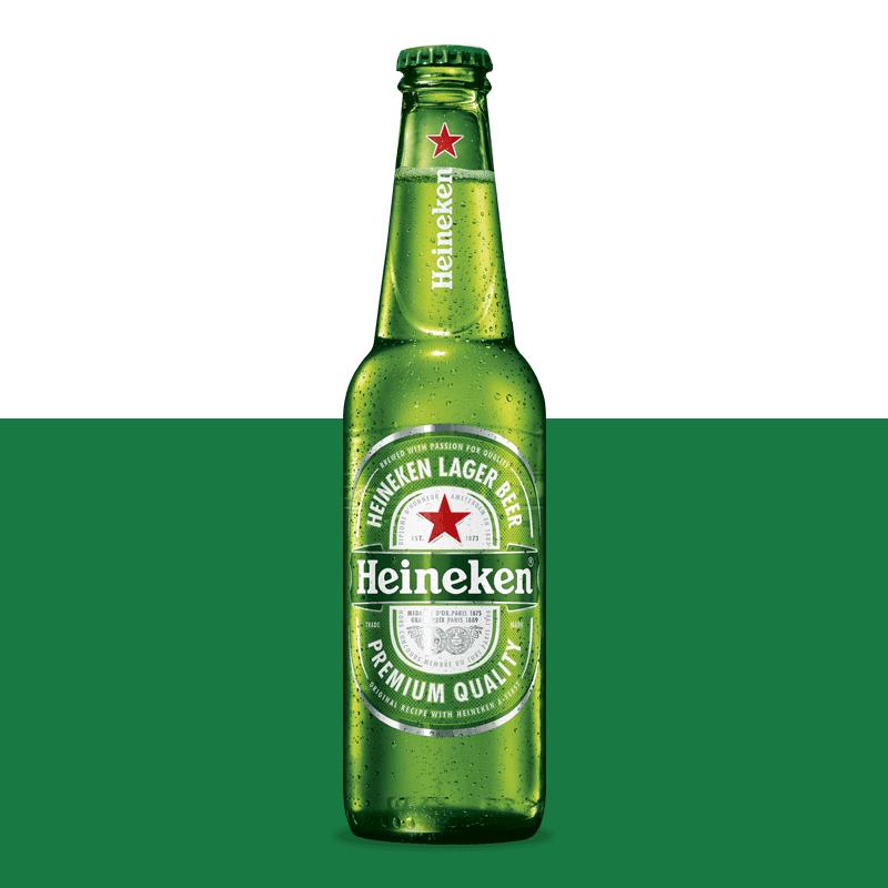 heinekenk Bottle