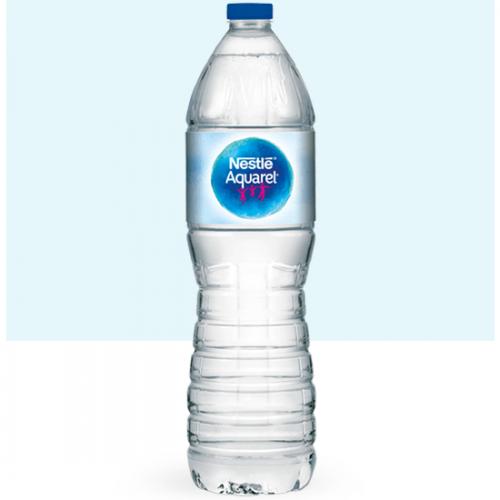 Aquarel botella 1,5L pet
