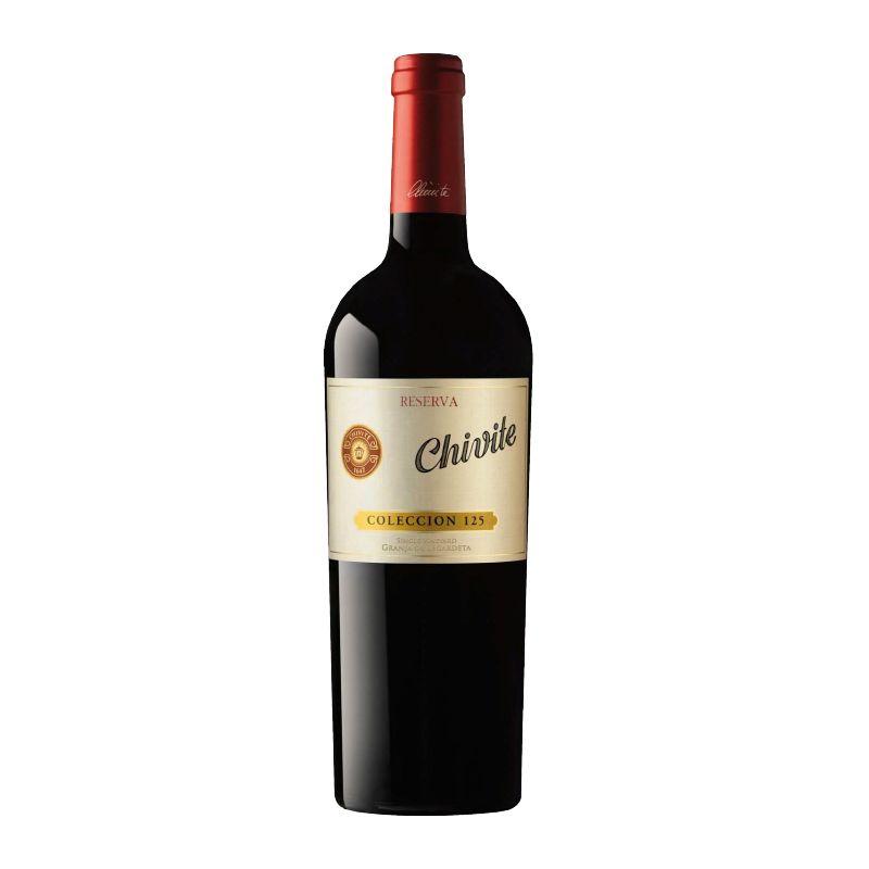 Chivite Colección 125 Reserva 2012_0